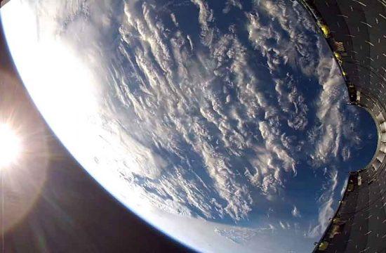vidéo de SpaceX