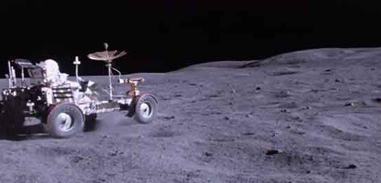 Marcher sur la Lune