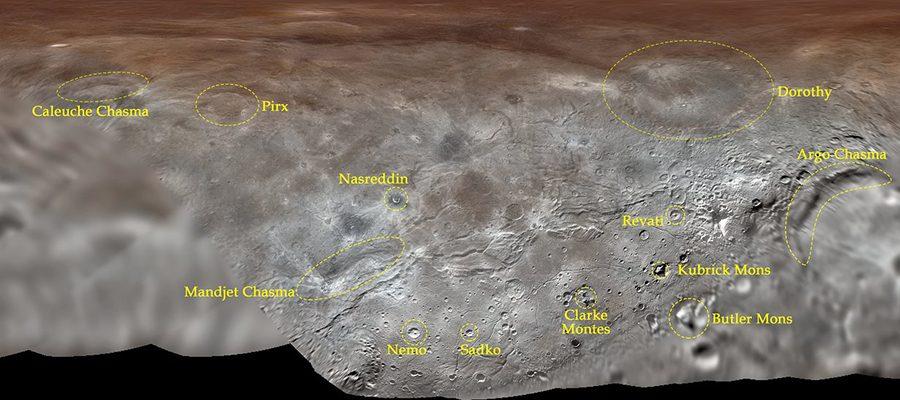 Carte de Charon