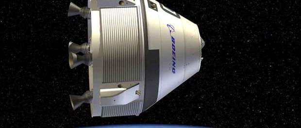 La capsule CST-100 de Boieng sera probablement la première a assurer un vol privé