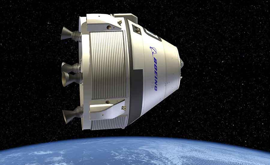 Lancement Boeing Starliner