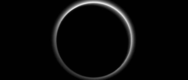 Pluton le 15 juillet 2015, New Horizons était déjà à 2 millions de Km. (Crédit image: NASA / JHUAPL / SWR)