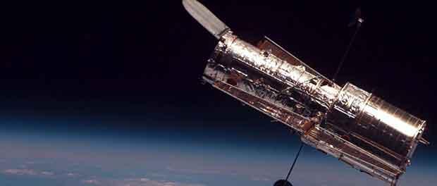 e-penser : Le champ profond de Hubble