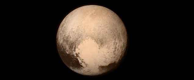 Le survol de Pluton en direct