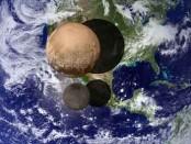 La vraie taille de Pluton