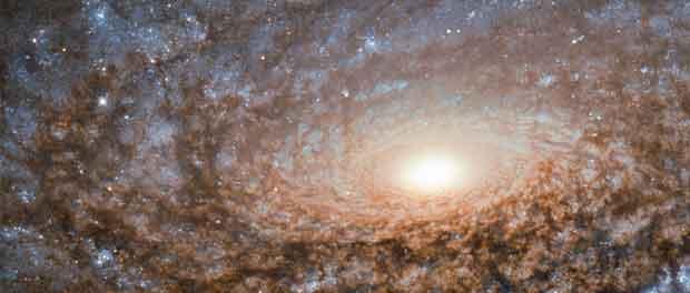 Une galaxie spirale