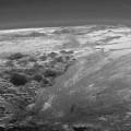 Les reliefs de Pluton