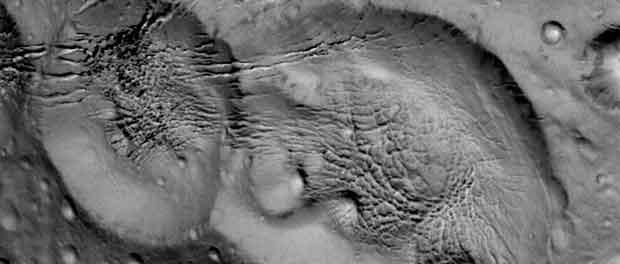 survol d'Encelade