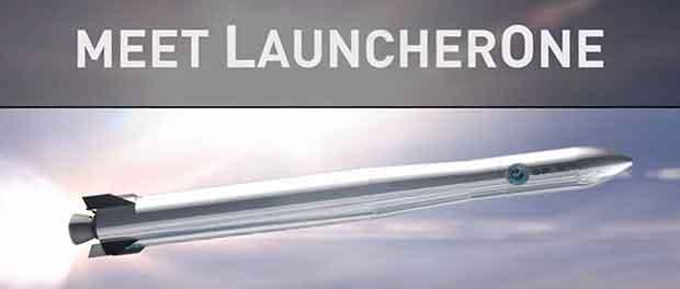 présentation du LauncherOne