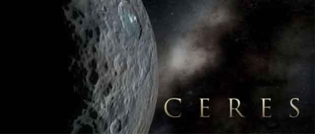cratères de Cérès