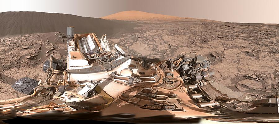 dune Namib en réalité virtuelle