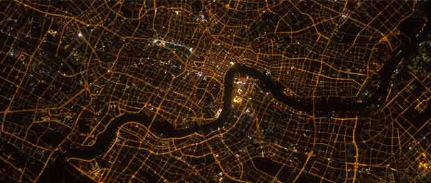 Shanghai la nuit