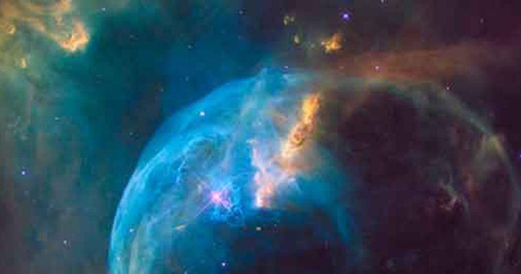 Une bulle cosmique