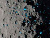 La carte des cratères de Cérès