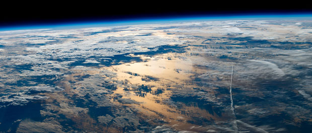 Panorama de la Terre