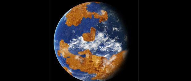 Vénus aurait été habitable