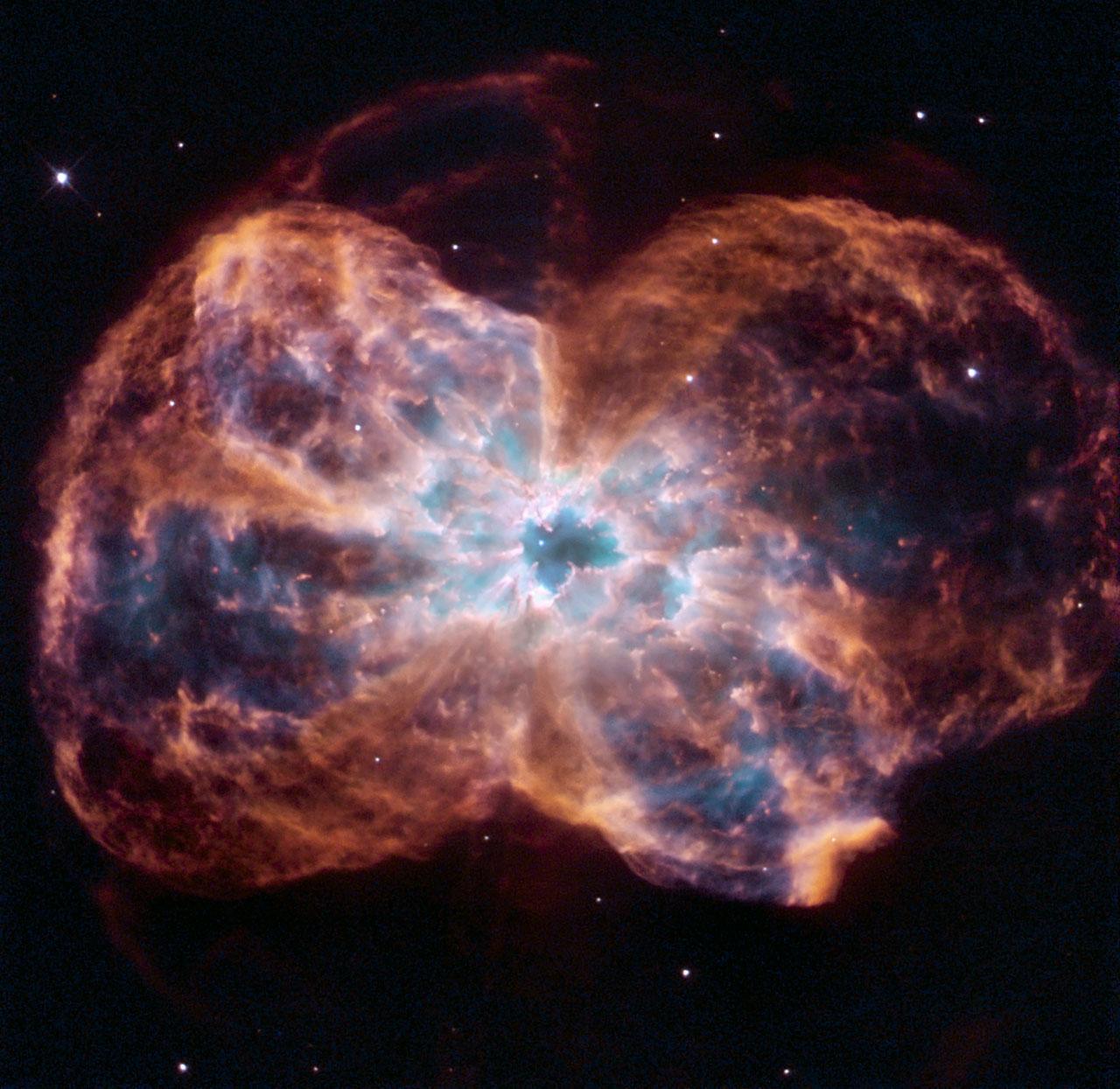 La nébuleuse NGC 2440