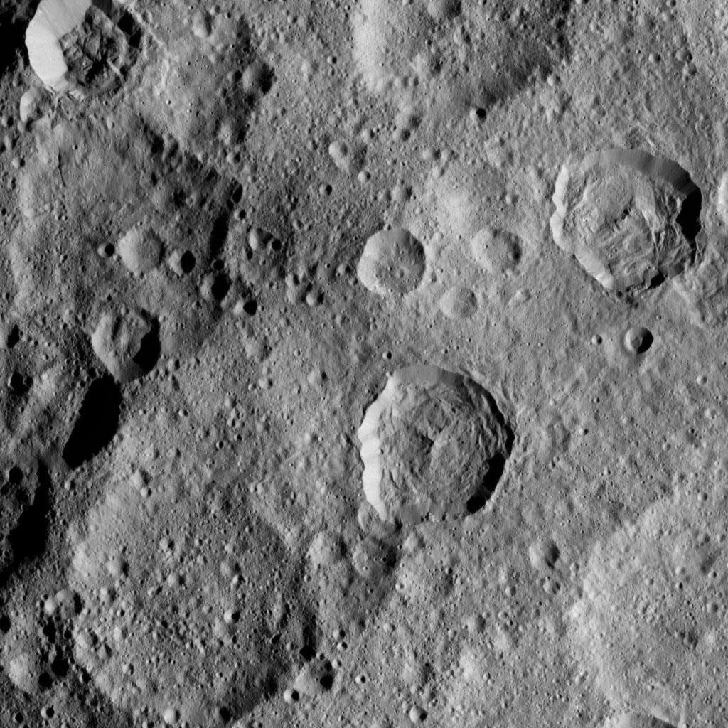 Cozobi Crater
