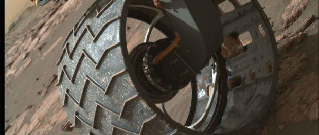 Une pierre dans la roue