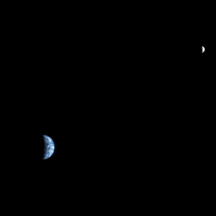 HiRISE vie la Terre