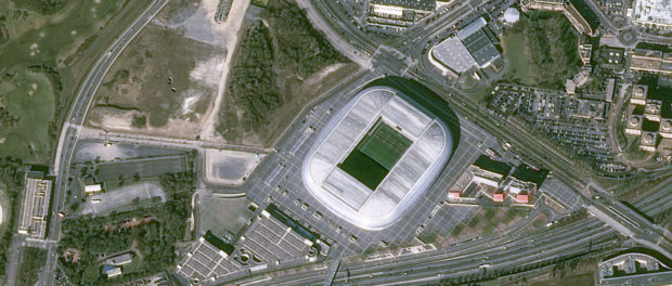 Le stade Pierre-Mauroy