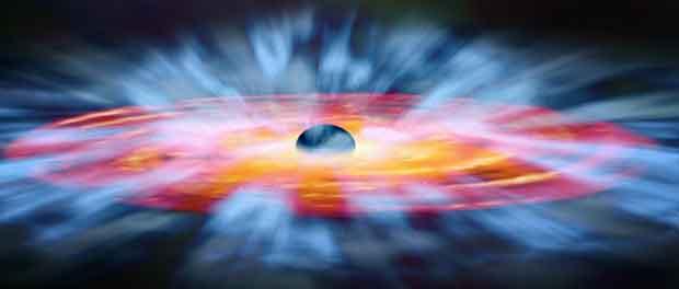 L'étude des trous noirs