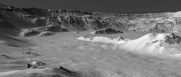 Mars en 3D