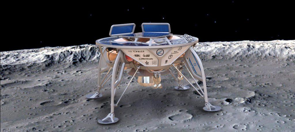 Le projet de SpaceIl