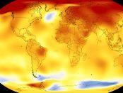 L'évolution des températures sur Terre