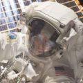 Thomas Pesquet dans l'espace en direct