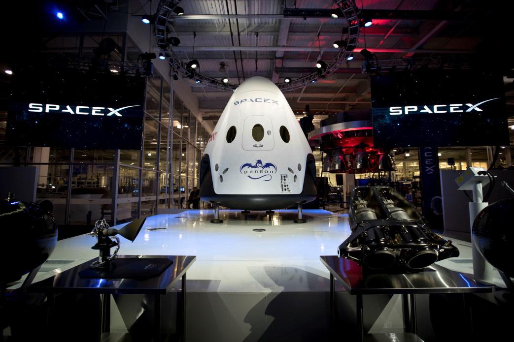 La capsule Dragon 2