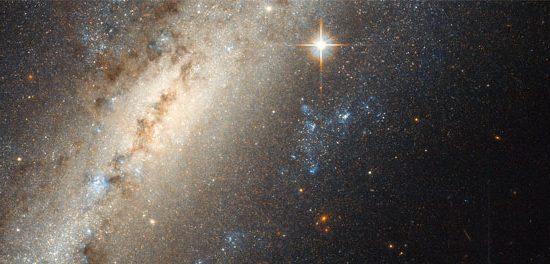 La constellation d'Andromède