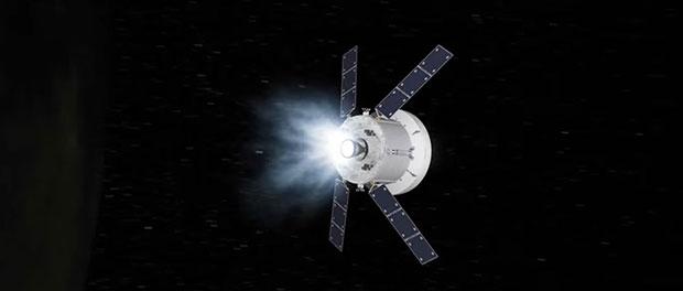 véhicule spatial Orion