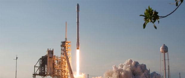 La fusée réutilisable de SpaceX