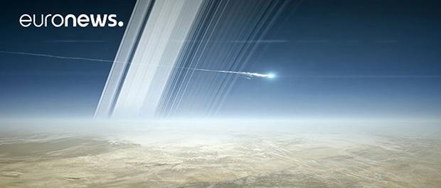 La fin de la mission Cassini