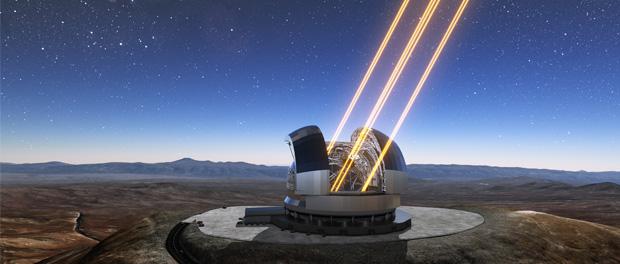 ELT (Extremely Large Telescope)