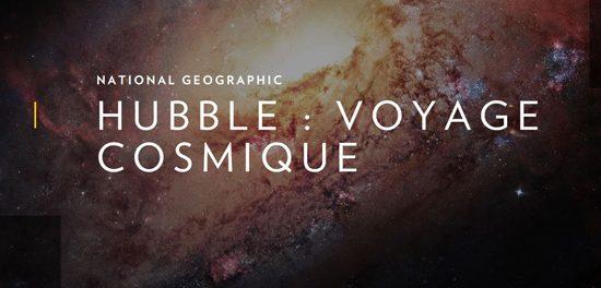 Hubble Voyage Cosmique