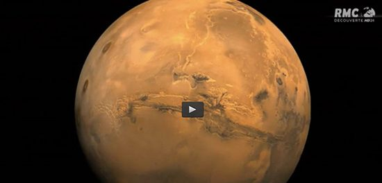 Mars Preuves De Vie