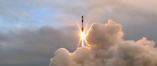 La fusée Electron