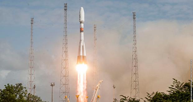 fusée Soyouz
