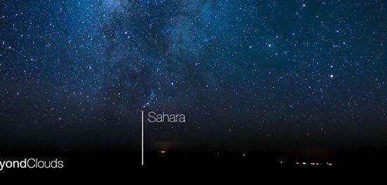 vidéo de la Voie Lactée