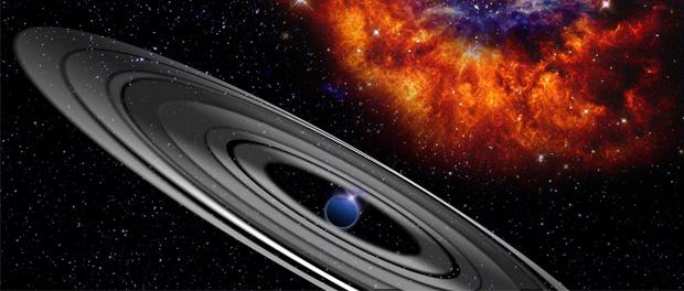 Une nouvelle exoplanète