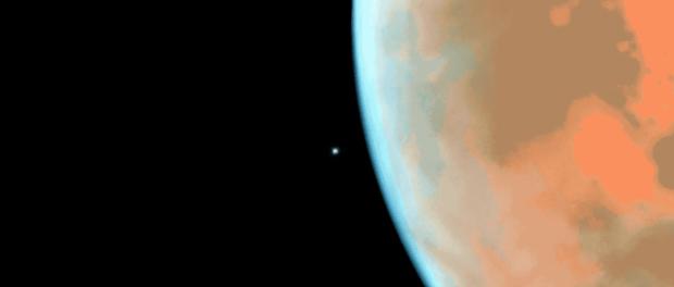 Mars et Phobos