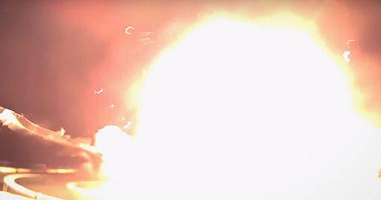 Les crashs de SpaceX