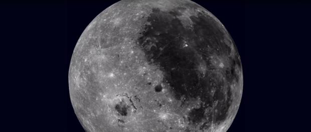rotation de la Lune