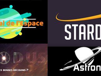 Les meilleures chaînes spatiales sur YouTube