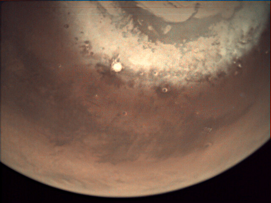 webcam de Mars Express