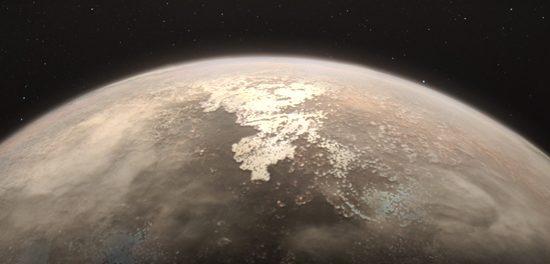 exoplanète de type Terre