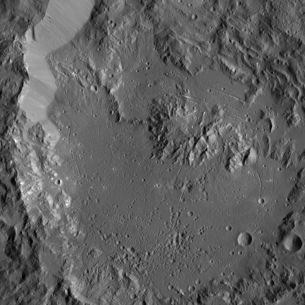 Le cratère Ikapati