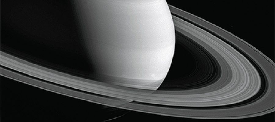 Les anneaux de Saturne